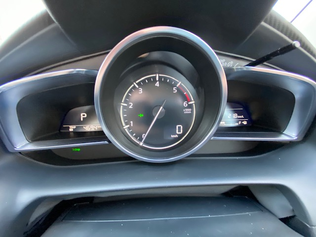 マツダ2燃費の写真