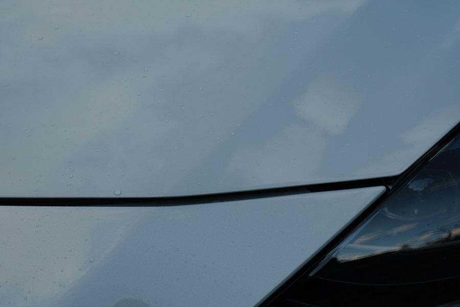 マツダ2合わせ部分の品質の写真