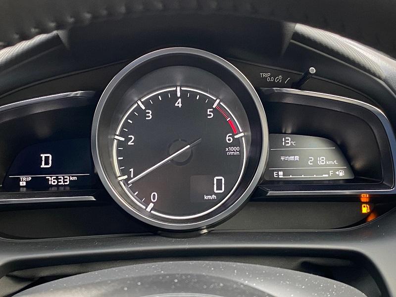 マツダ2燃費の画像